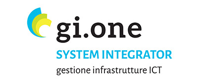 logo GI.ONE divisione system integrator