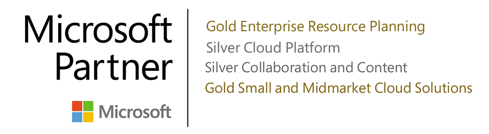 Logo Microsoft Partner Gold Small and Midmarket Cloud Solutions