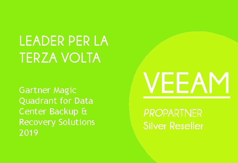 Veeam Propartner Silver Reseller