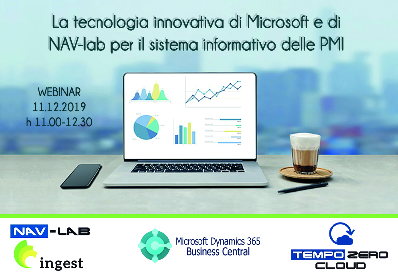 Evento NAV-lab Tempo Zero Cloud Business Central