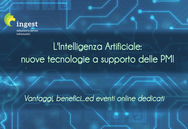 Intelligenza Artificiale - APP per PMI