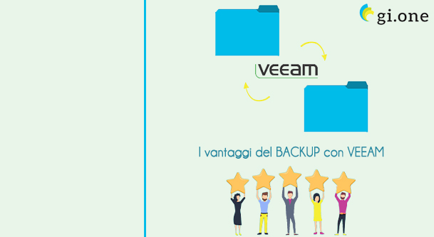 Evento Backup Veeam - Gi.One