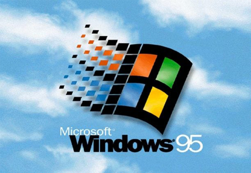 WINDOWS95 ANNIVERSARIO