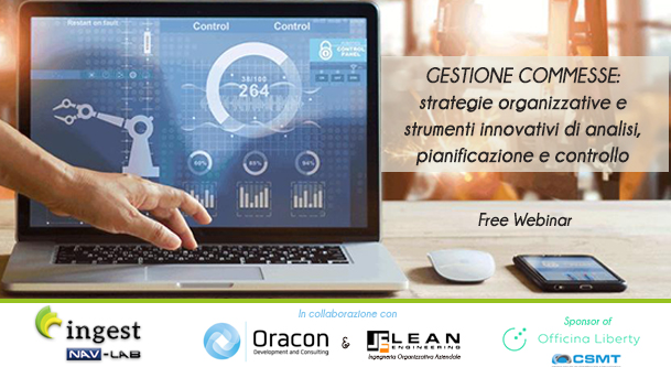 WEBINAR GESTIONE COMMESSE BUSINESS CENTRAL